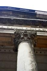 Columnas corintias Esztergom