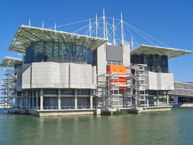 Edificio Oceanario Lisboa