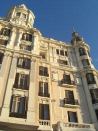 Picado fachada Casa Carbonell Explanada España Alicante