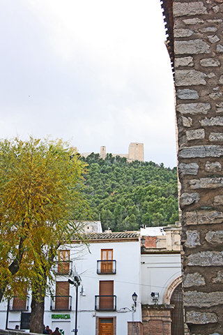 Almendros Aguilar Castillo Santa Catalina Jaén