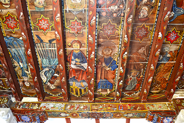 Puertas lacería decoración mosaicos celosías árabes Museo Casa Andalusí Úbeda Jaén