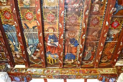 Puertas de laceria en el Museo Casa Andalusi