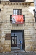 Fachada Museo de los Pisa Granada