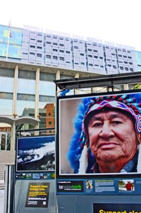 Exposición indios americanos Manchester