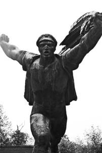 Estatua Memento Park Budapest