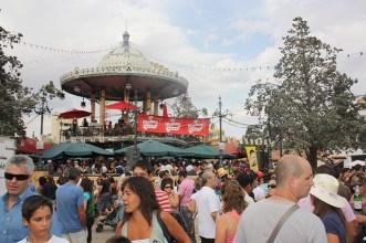 Templete muy acostumbrado a los excesos en la Feria de Albacete