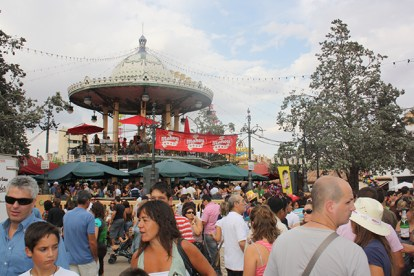 Templete gente Feria Albacete