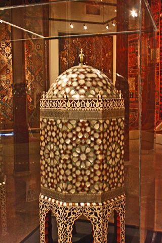 Decoración interior Museo de Arte Turco e Islámico Estambul
