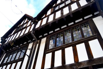 Fachadas Nashs House William Shakespeare Stratford-Apon-Avon