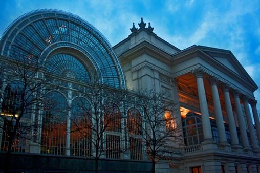 Fachada Royal Opera House Londres