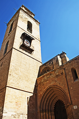 Torre Catedral Palacio Episcopal centro Orihuela Alicante