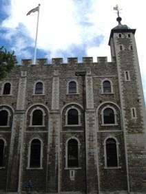 Torre de Londres fortaleza joyas de la corona Londres