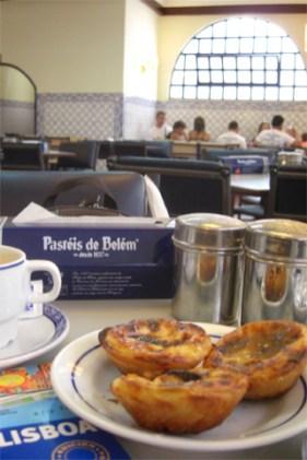 Pasteis de Belem Lisboa