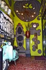 Escaparate tienda Amberes Bélgica