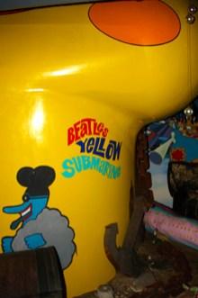 Beatles Yellow Submarine Liverpool