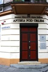 Farmacia Águila más antigua Cracovia