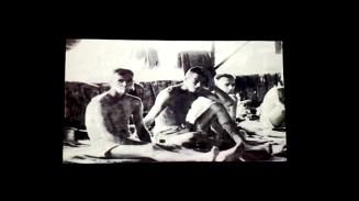 Vídeo prisioneros puente Río Kwai Cementerio de la Guerra Kanchanaburi