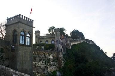 Castillo Xàtiva fortaleza vistas Valencia