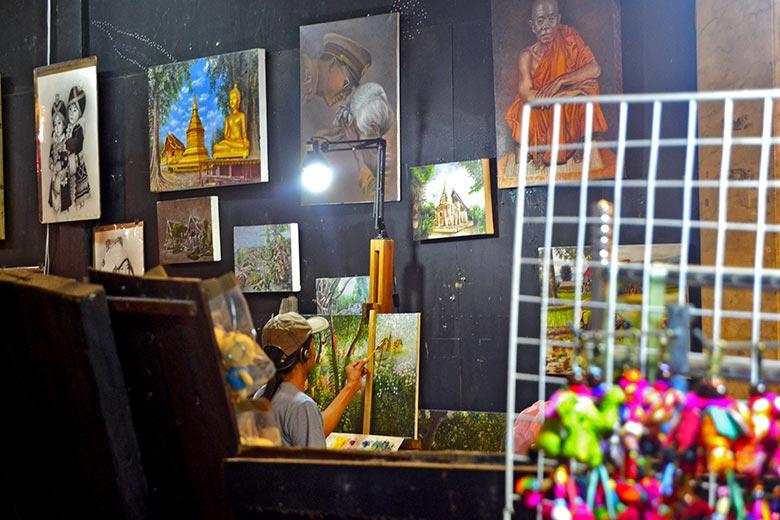 Night Market Chiang Rai