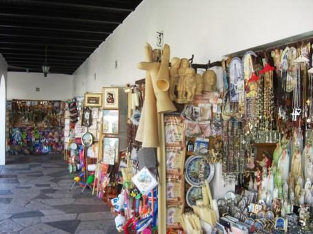 Tiendas souvenirs merchandising Santuario Nuestra Señora Fátima