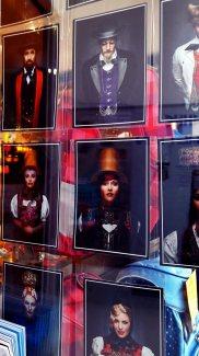 Póster personajes Charlie y la Fábrica de Chocolate Tim Burton Gengenbach