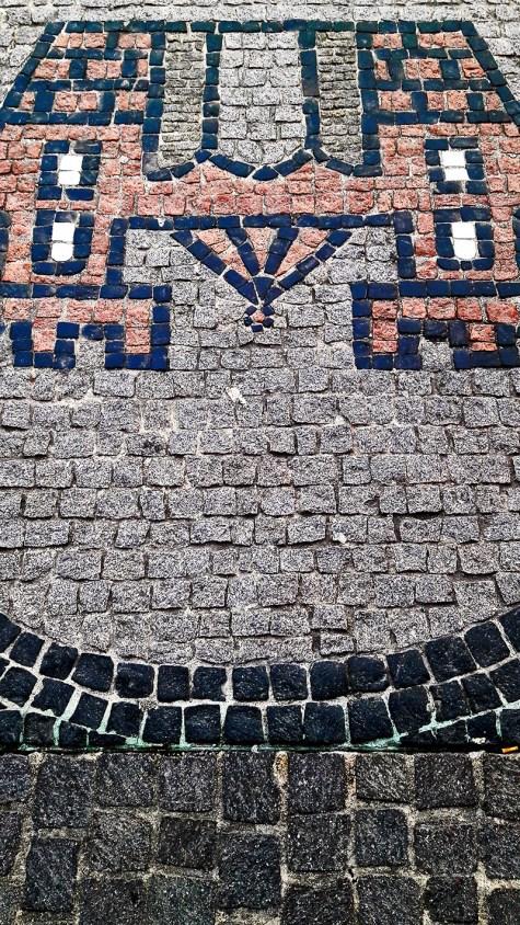 Escudo piedra Offenburg Selva Negra Alemania