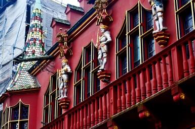 Fachada Kaufhaus Casa de Compras Freiburg