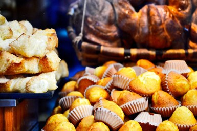 Magdalenas caseras panadería Elciego