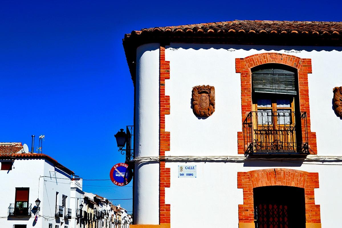 Escudo nobleza vivienda Villanueva de los Infantes