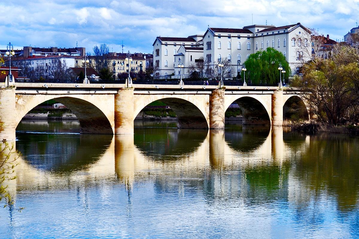 Puente de Piedra Ebro Logroño
