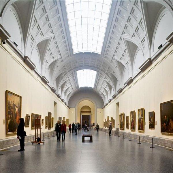 Recorrido Por El Museo Del Prado De Madrid