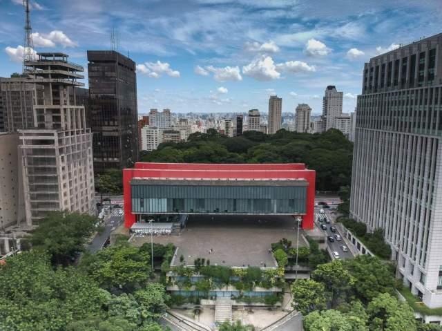MASP - Museu de Arte de São Paulo Assis Chateaubriand. Museu de Arte de São Paulo Assis Chateaubriando (MASP)