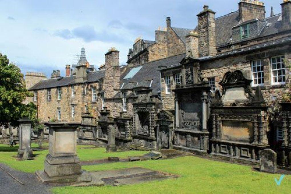 Greyffairs cementery Edimburgo