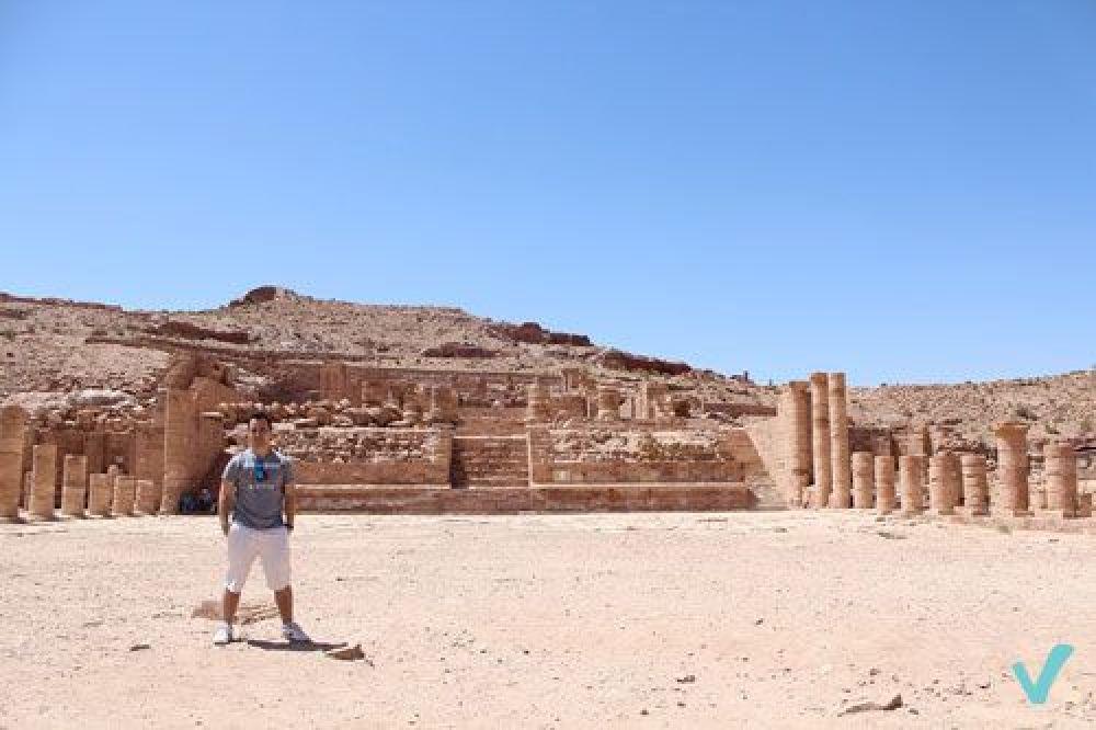 gran templo petra viajes 3en1