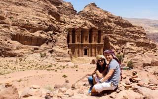 El Monasterio Petra