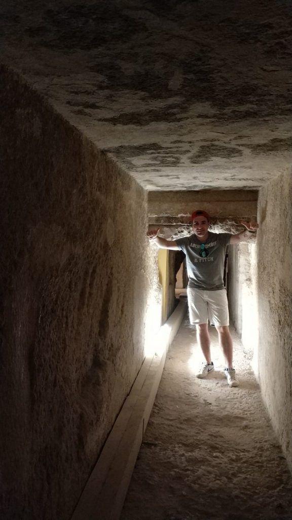 Piramide de Micerinos