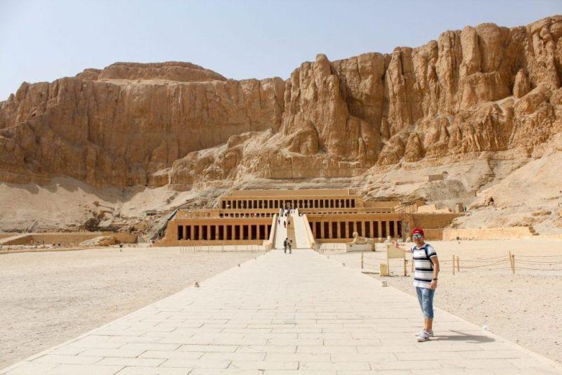 Tumba de Hatshepsput