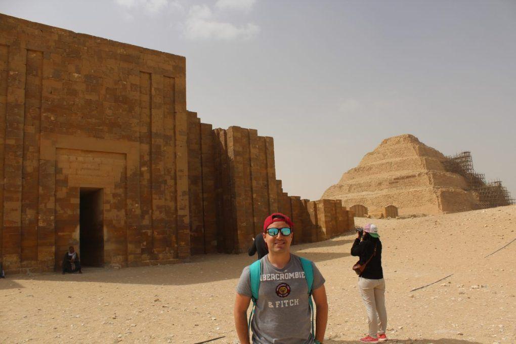 Complejo funerario del faraón Zoser