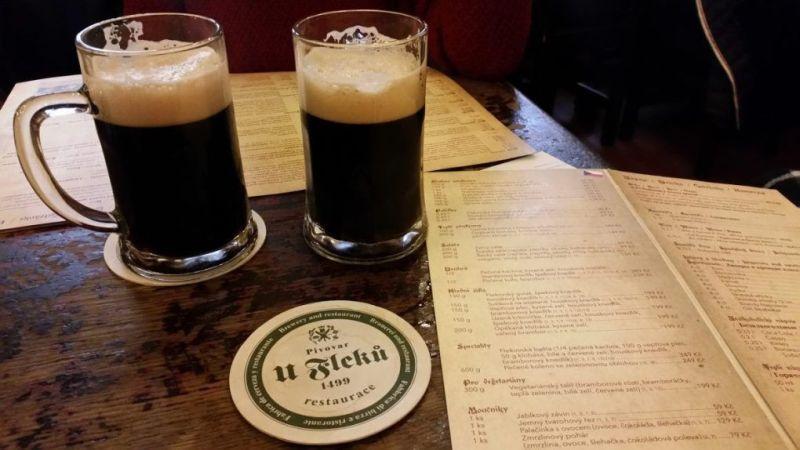 Restaurantes en Praga