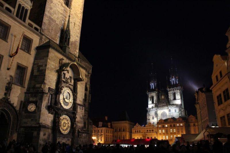 tres dias Praga
