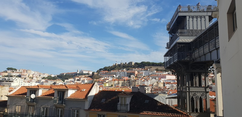 Dos días Lisboa