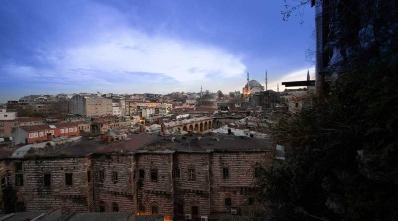 dos días Estambul