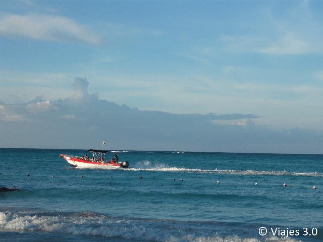 Isla Saona Lancha