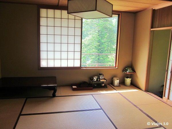 Hotel Iwaso Ryokan Habitación Iwaso