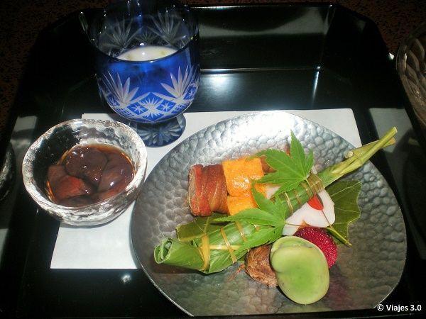 Hotel Iwaso Ryokan Vegetariano