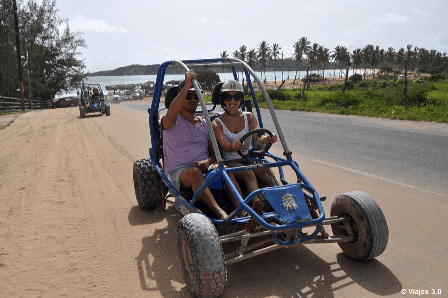 Excursión Buggy Fin Punta Cana