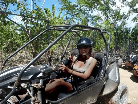 Excursión Buggy Punta Cana