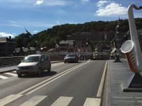 puente Sax sobre el Mossa