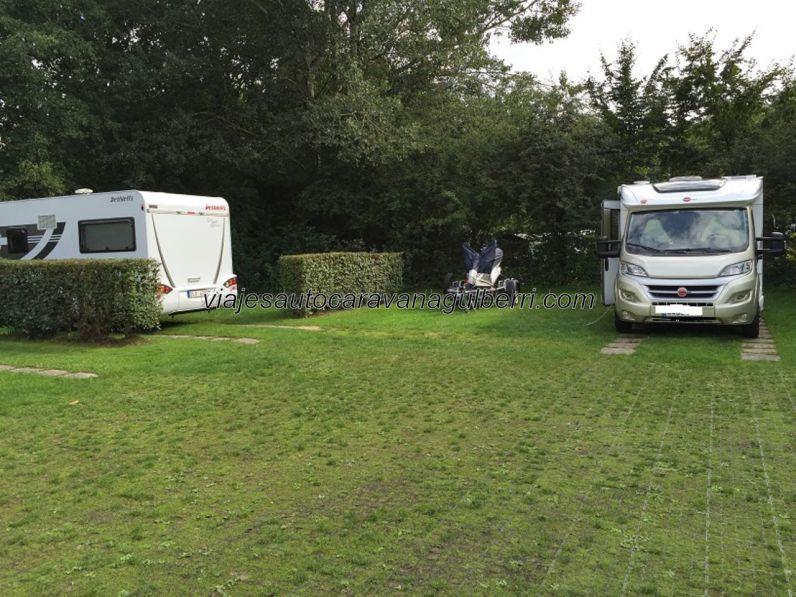 Camping de Gante, Bélgica
