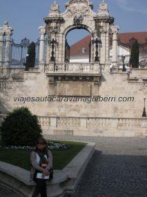 acceso al Palacio Real
